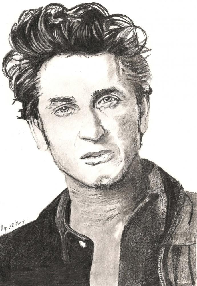 Sean Penn by patrick